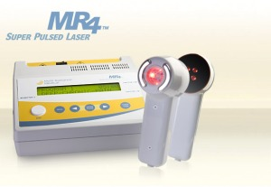 The MR4 Super Pulsed Laser